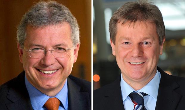 Markus Ferber MdEP und Dr. Markus Pieper MdEP