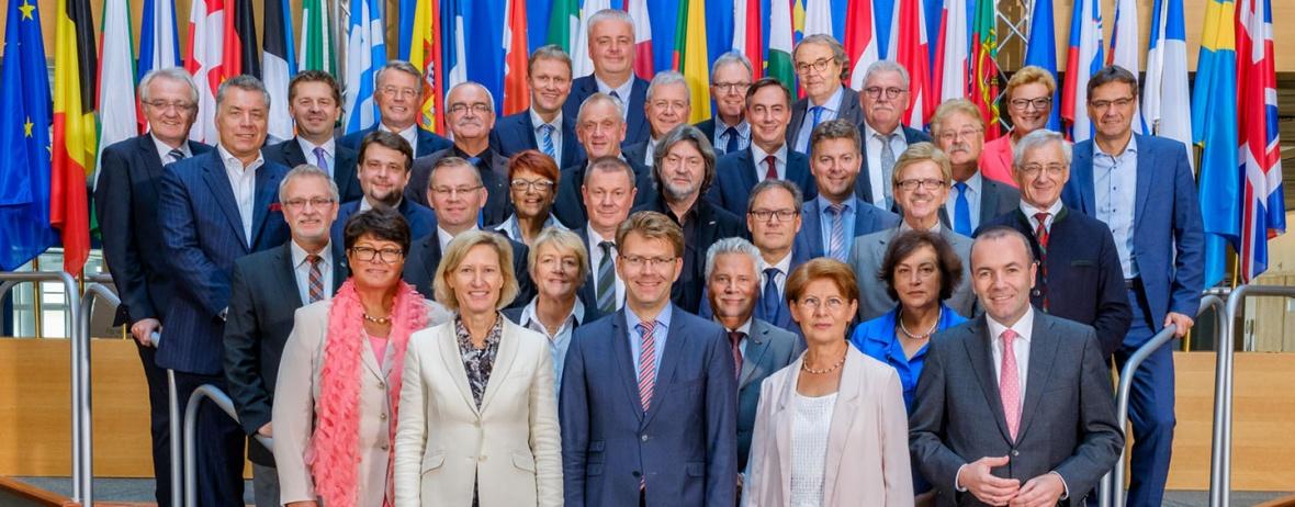 Ihre Europaabgeordneten - Die Abgeordneten stellen sich vor