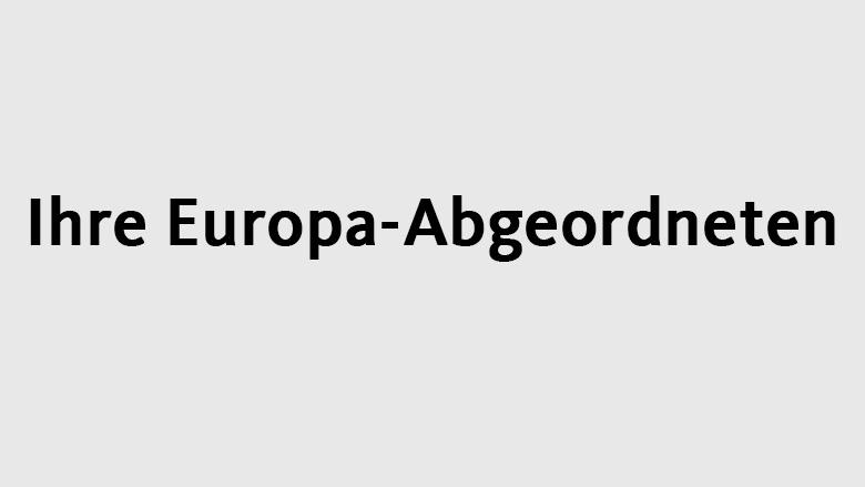 Ihre Europa Abgeordneten