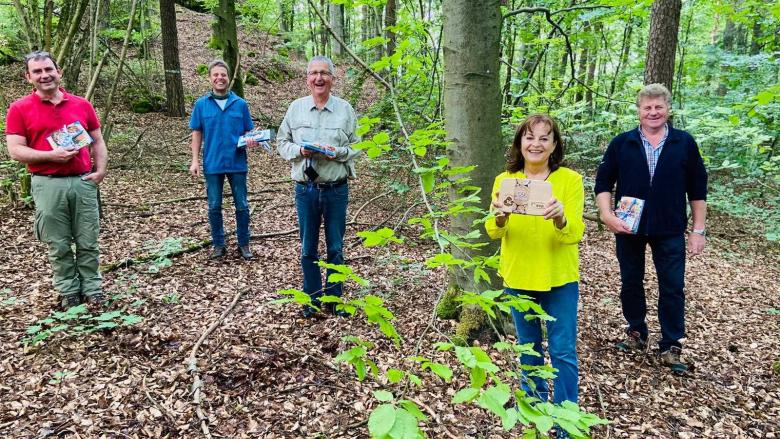 Tag der Buchenwälder: Exkursion in den Buchenwald bei Aspertshofen