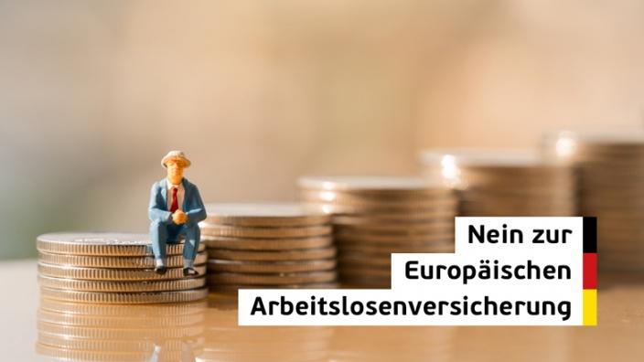 Europäische Arbeitslosenversicherung