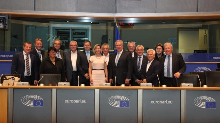 Meinungsaustausch CDU CSU