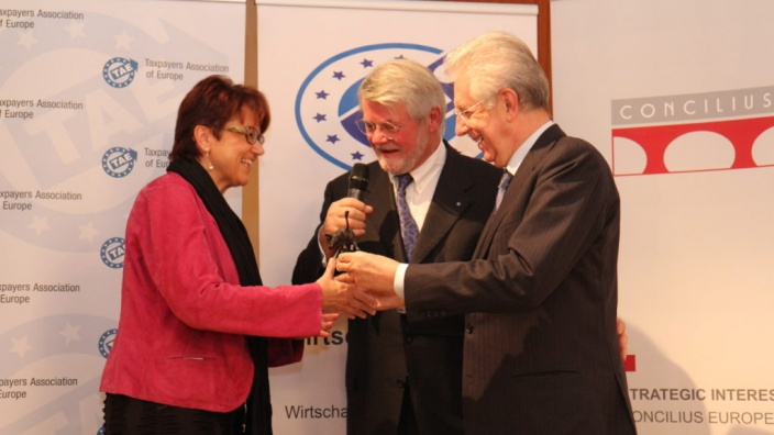 Ereignissen in Straßburg und Brüssel