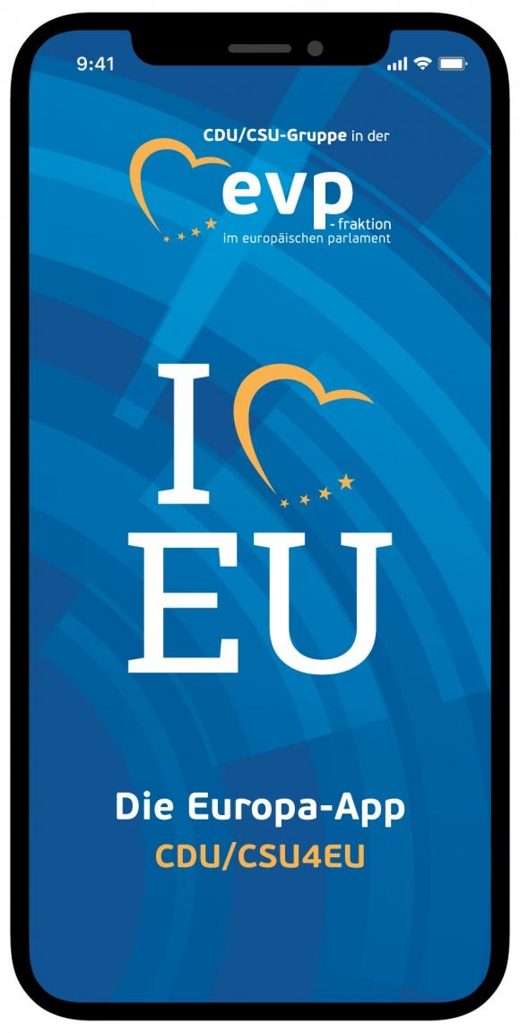 Prioritäten der CDU/CSU-Gruppe im Europäischen Parlament