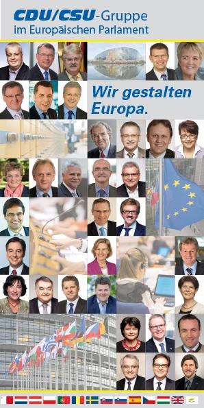Wir gestalten Europa